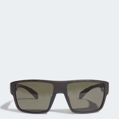 Padel Tennis Brown Sport Sunglasses SP0006