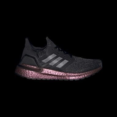 Kids Running Black Ultraboost 20 Running Shoes