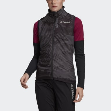 Women TERREX Black Terrex Agravic XC Polartec Alpha Athlete Vest