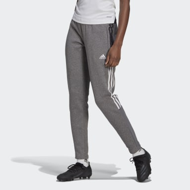 Women's Lifestyle Grey Tiro 21 Sweat Pants