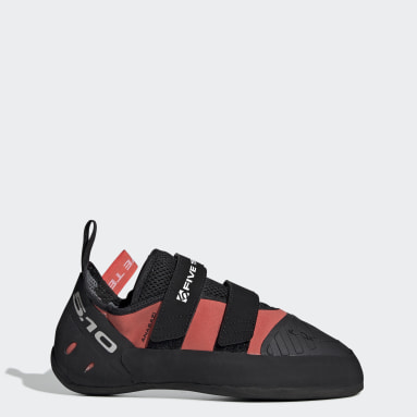 Women Five Ten Orange Five Ten Anasazi LV Pro Climbing Shoes