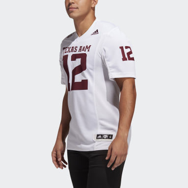 Men's Football Multi Aggies Premier Home Jersey