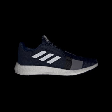 Men Running Blue Senseboost Go Shoes