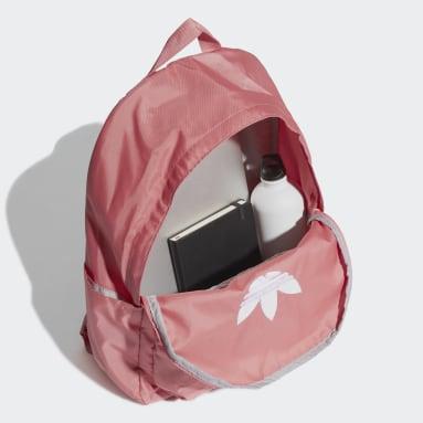 Originals Pink Adicolor Floating Trefoil Classic rygsæk
