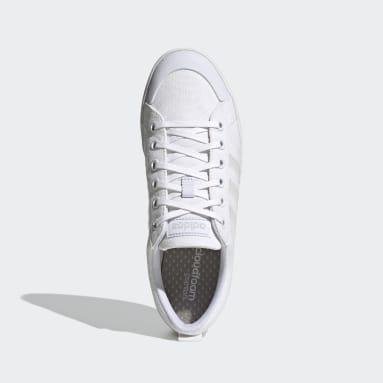 Women Sport Inspired White Bravada Shoes
