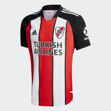 Camiseta Tercer Uniforme Oficial River Plate 20/21 Negro Hombre Fútbol