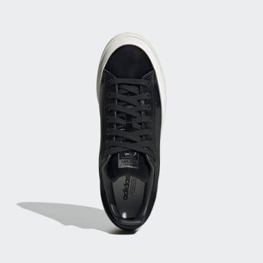 ผู้หญิง Originals สีดำ รองเท้า Stan Smith