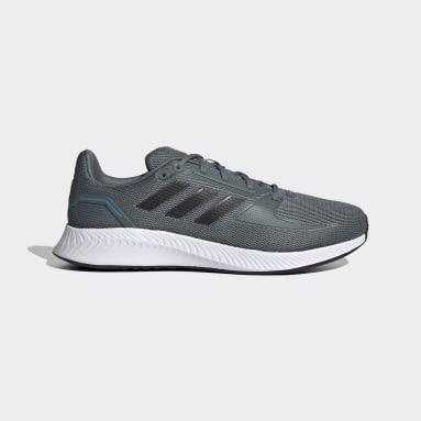 Erkek Koşu Mavi Runfalcon 2.0 Ayakkabı