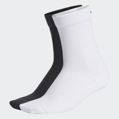 Women's Originals Black Mesh Socks 2 Pairs