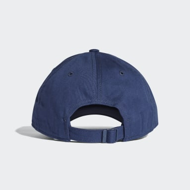 Freizeit Classic Six-Panel Kappe Blau