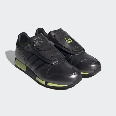 Originals Zwart Micropacer Schoenen
