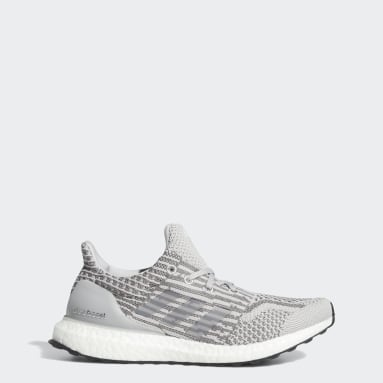 Women's Running Grey Ultraboost 5.0 Uncaged DNA Shoes