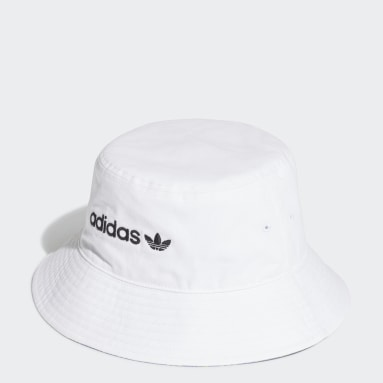 Cappello Bucket Bianco Originals