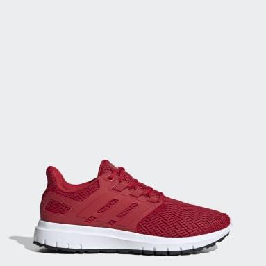 Men Running Red Ultimashow Shoes