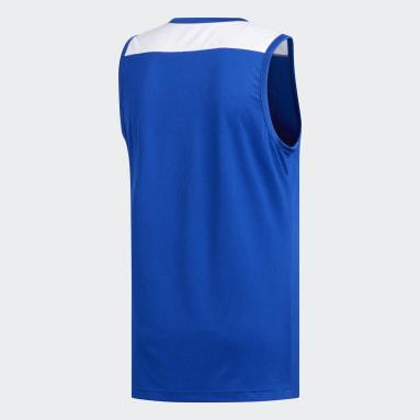 Camiseta Creator 365 Azul Hombre Baloncesto