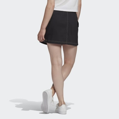Women Originals Black R.Y.V. Skirt