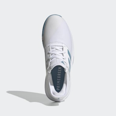 Men Tennis White GameCourt Tennis Shoes