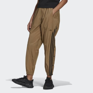 Women's Originals Brown R.Y.V. Track Pants