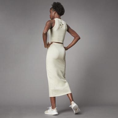 Kvinder Livsstil Hvid Terra Love Organic Cotton kjole
