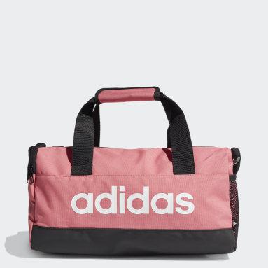 Bolsa de deporte extrapequeña Essentials Logo Rosa Balonmano