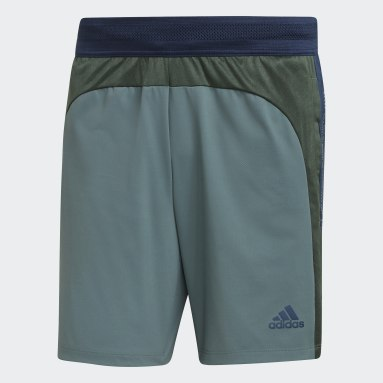 Men's Running Green HEAT.RDY Running Shorts