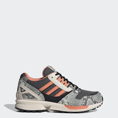 Women Originals Grey ZX 8000 Shoes