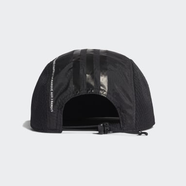 Training Black Five-Panel Power Hat