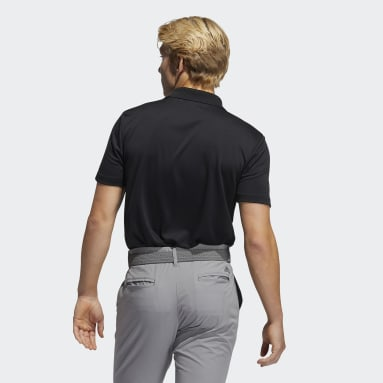 Polo Performance Primegreen noir Hommes Golf