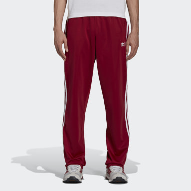 Originals Burgundy Human Made Firebird Tracksuit Bottoms
