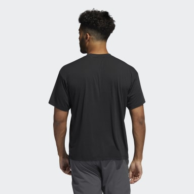 Men Training Black Egle Graphic Unite Tee (Gender Neutral)