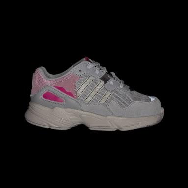 Kids Originals Grey Yung-96 Shoes