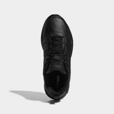 Walking Black Strutter Shoes