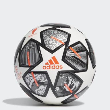 Futbal biela Lopta Finale 21 20th Anniversary UCL Junior 350 League