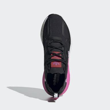 Chaussure ZX2K Boost noir Femmes Originals