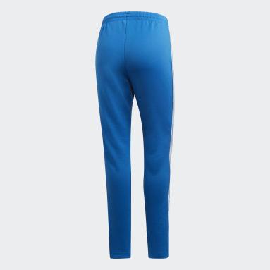 Pantalón SST Track Azul Mujer Originals