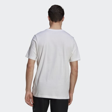 Men Five Ten White Five Ten Brand of the Brave Tee
