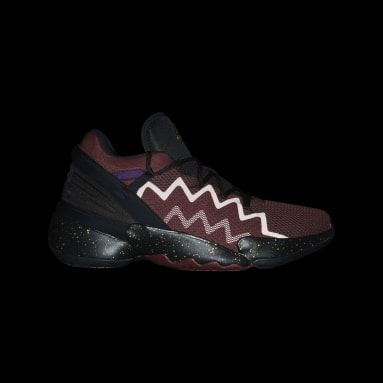 Basketbal zwart D.O.N. Issue #2 Schoenen