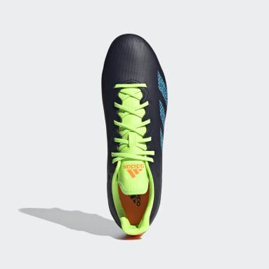 Rugby Blå Kakari Soft Ground Boots