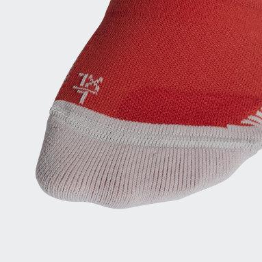 Meião AdiSocks Knee (UNISSEX) Vermelho Futebol