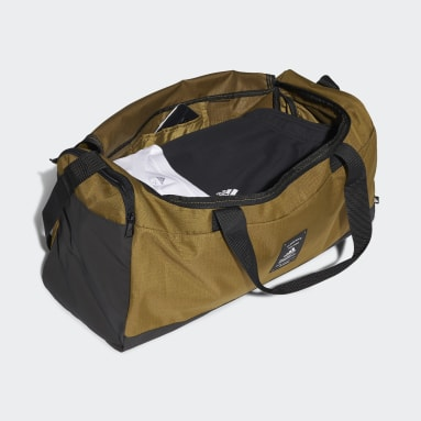 Yoga Green Brilliant Basics Duffel Bag