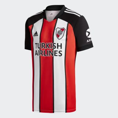 Camiseta Tercer Uniforme River Plate 20/21 Negro Hombre Fútbol
