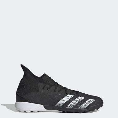 Zapatilla de fútbol Predator Freak.3 moqueta Negro Fútbol