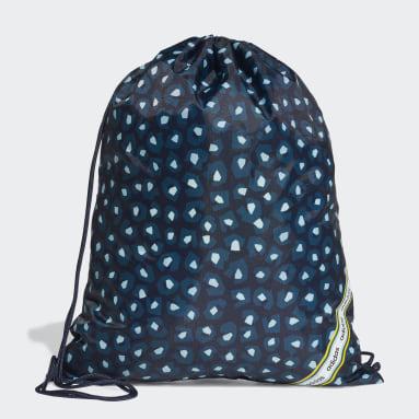 Bolsa Gym Bag FARM Rio Azul Mulher Training