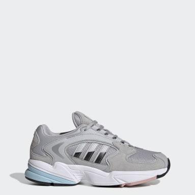 Women Originals Grey Falcon 2000 Shoes