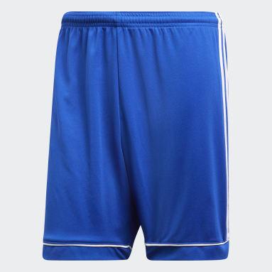 Shorts Squadra 17 Azul Hombre Fútbol