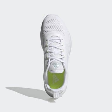 Chaussure Novamotion Blanc Femmes Fitness Et Training