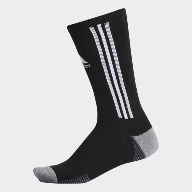 Soccer Black Tiro Crew Socks