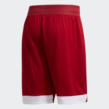 Men Basketball Red Creator 365 Shorts
