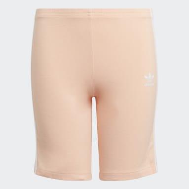 Youth Originals Pink Cycling Shorts