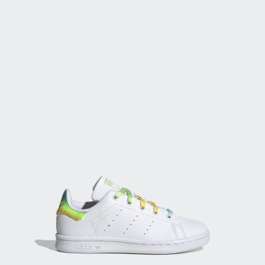 Chaussure Stan Smith gris Enfants Originals